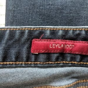 Lucky Brand Jeans - Lucky Brand Dark Wash Leyla Boot Cut Jeans